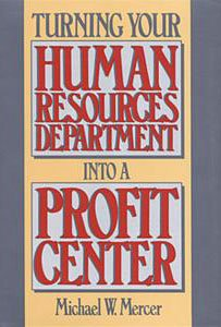 turning your human resources department profit center